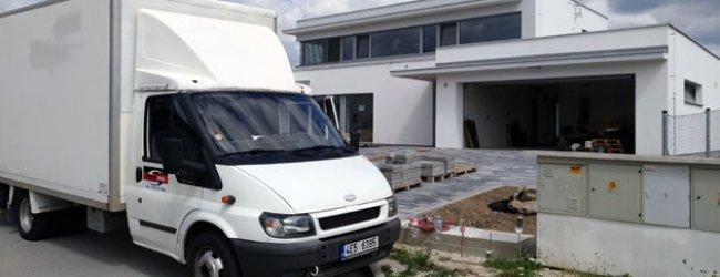 Stěhování bytů a domů